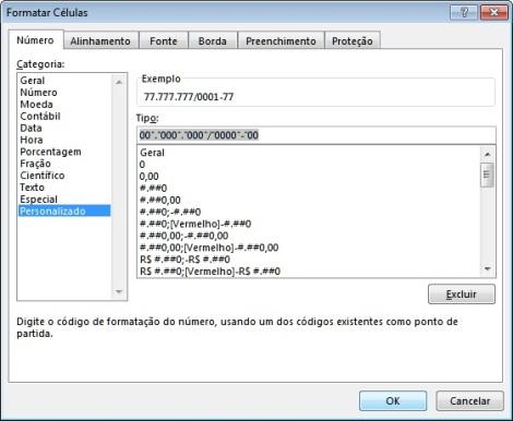 como_formartar_CNPJ_no_Excel_04
