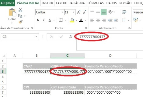 como_formartar_CNPJ_no_Excel_05